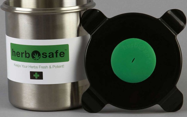 HerbSafe Personal Cannabis Curing and Storage The Marijuana Times