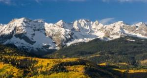 Colorado Snow Capped Peak