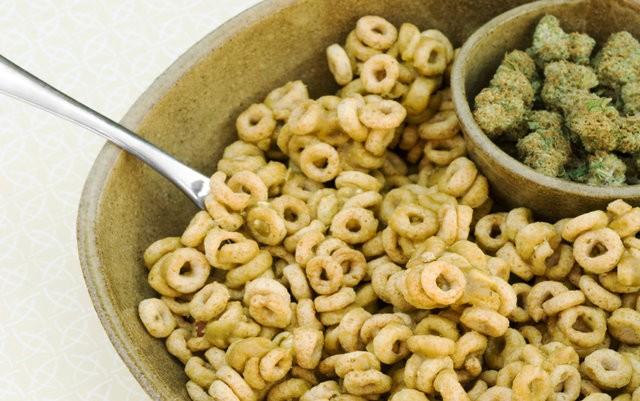 marijuana infused cereal