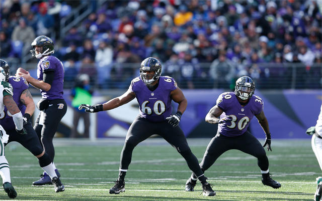 Ravens rookie Ronnie Stanley adopts abandoned dog no one wanted