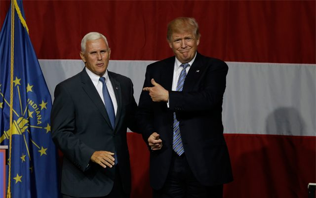 America Wants Legalization, Trump and Pence Don't