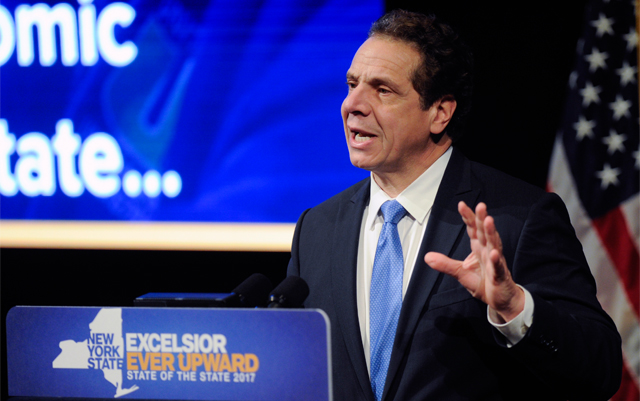 Cuomo names lawyer to state's high court