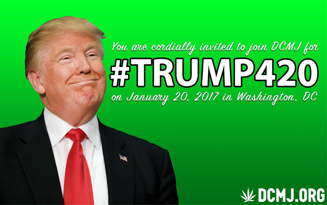 Here's Why You May Smell Cannabis at the Inauguration | The Marijuana Times