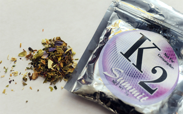 IL  man charged in synthetic marijuana death and illnesses