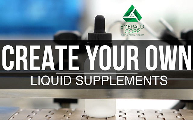 emerald corp liquid supplements