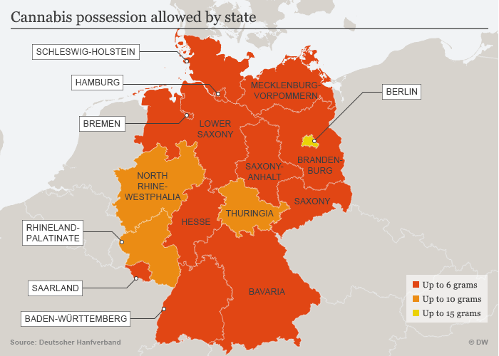 german cannabis laws