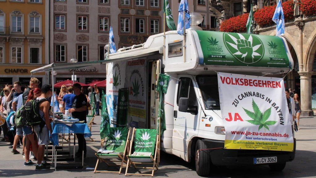 mj legalization history in germany