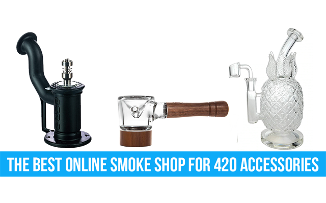The Best Online Smoke Shop For 420 Accessories