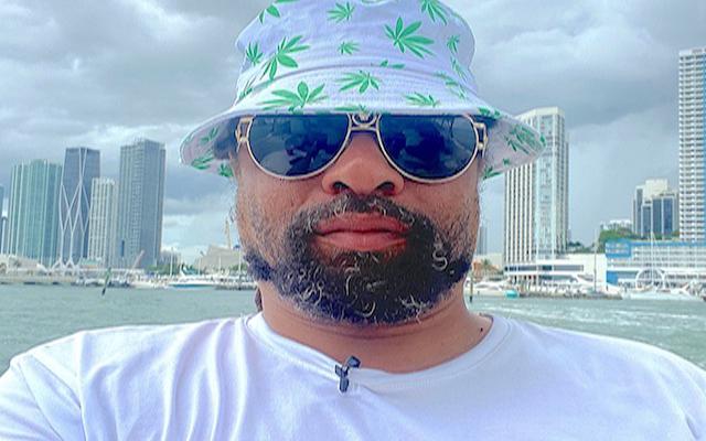 NJ Weedman in Miami