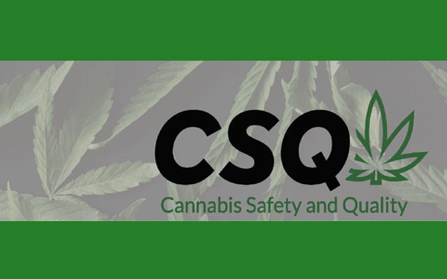 Cannabis Safety and Quality